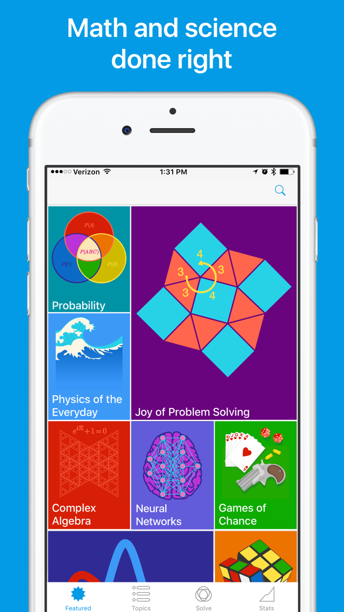 Brilliant – solve, learn, grow Screenshot