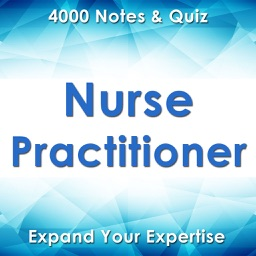 Nurse Practitioner Exam Review : 4000 Notes & Q&A