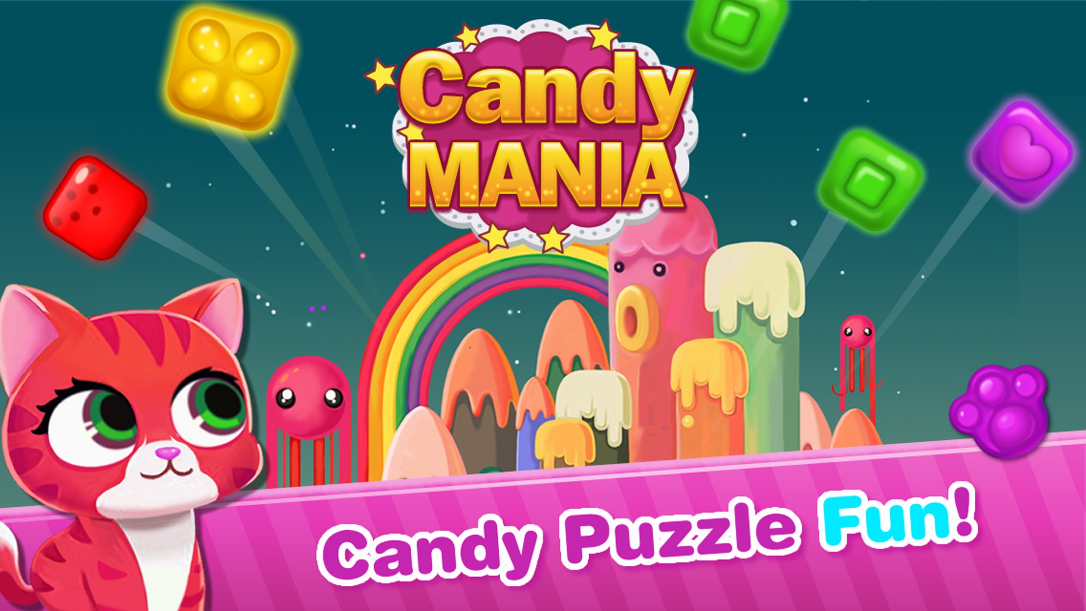 Candy Blast - Touch Fun Game Screenshot