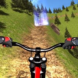 MTB Downhill: BMX Racer