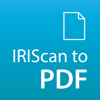 IRIScan to PDF