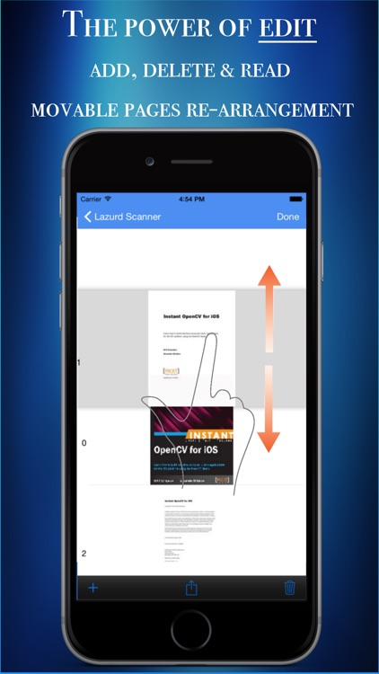 Lazurd  - PDF Scanner | Document Scanner Pro screenshot-2
