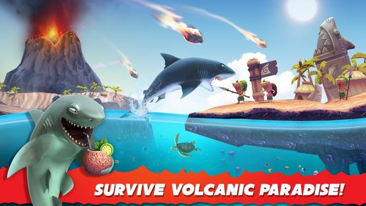 Hungry Shark Evolution screenshot-0