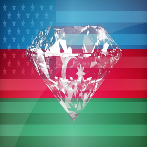 Azerbaijani Phrases Diamond 4K Edition icon