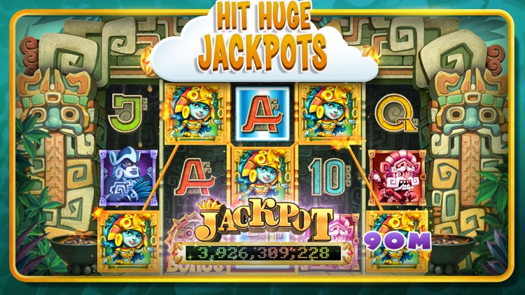 myVEGAS Slots – Casino Slots screenshot-2