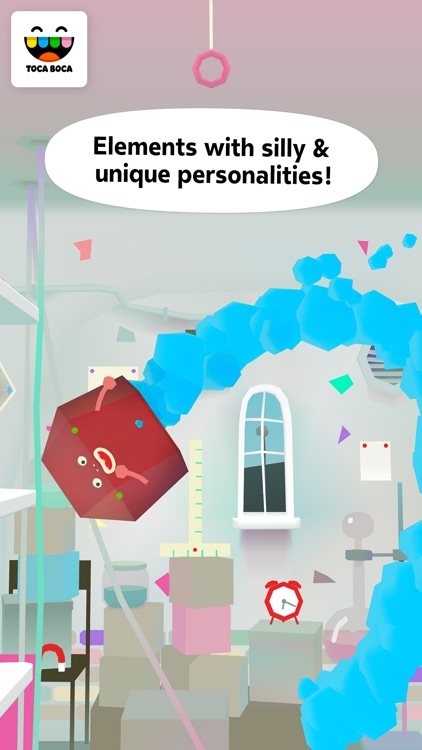 Toca Lab: Elements screenshot-2