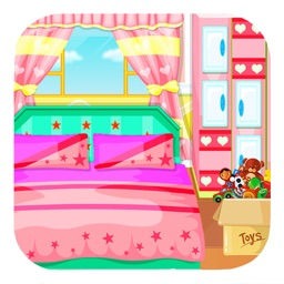Dress Up Fashion Room-Girly Games