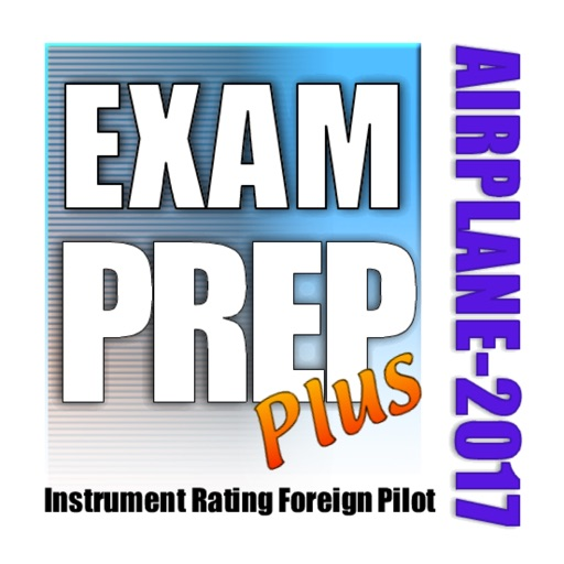 Exam Instrument Rating Foreign Pilot 2017