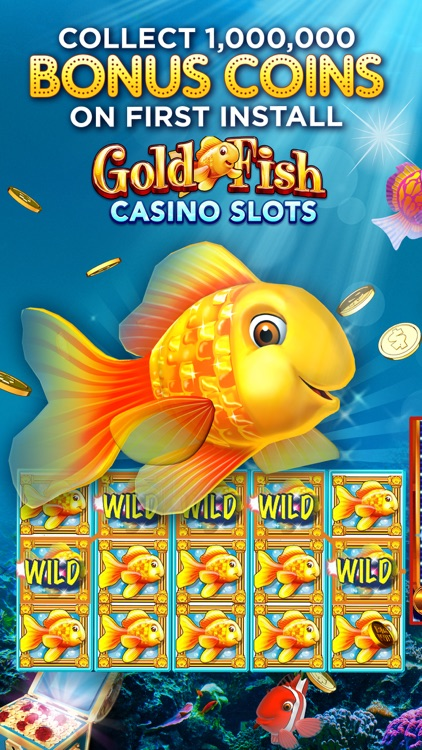 Gold Fish Casino Slot Machines screenshot-0