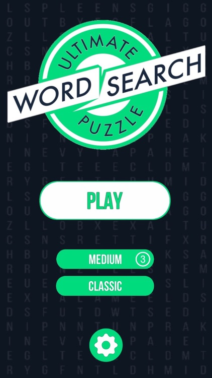 Word Search - Ultimate Word Puzzle