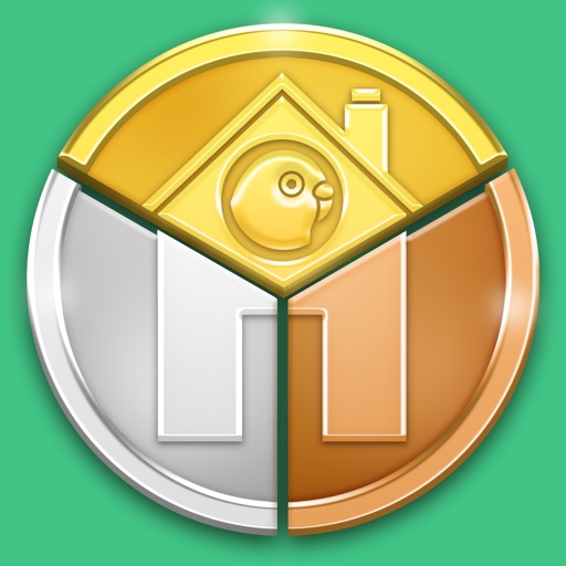 Home Budget Plan Icon