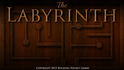 The Labyrinth Tilt Maze