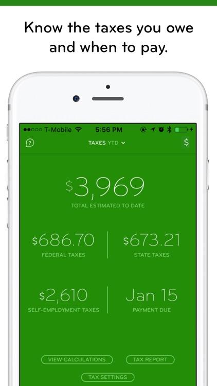 Hurdlr - Tax & Expense Tracker screenshot-4