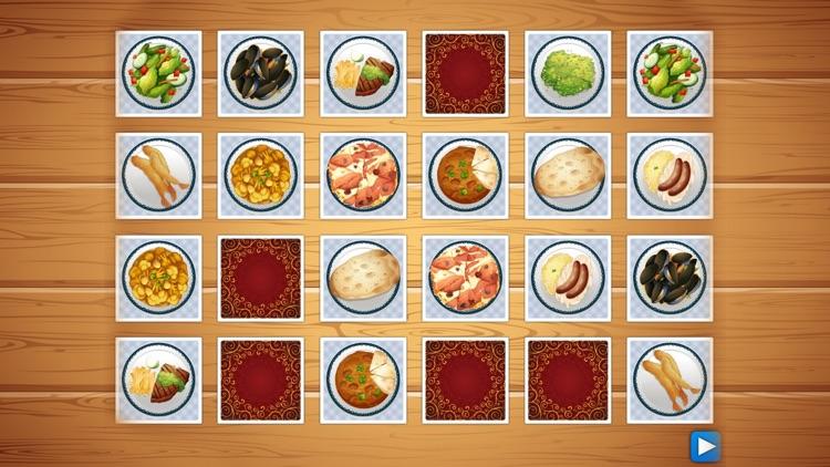 Dish Memo For Kids screenshot-3