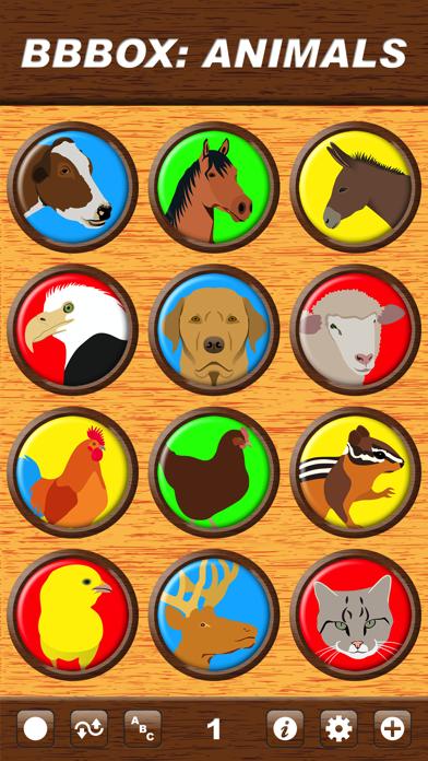 Big Button Box: Animals - animal sounds