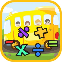 Math School Game For Kids