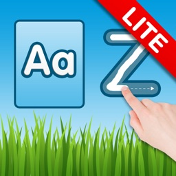 Letter Quiz Lite - alphabet tracing game for kids