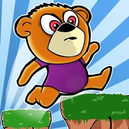 Candy Bear - Super Dangerous Adventure