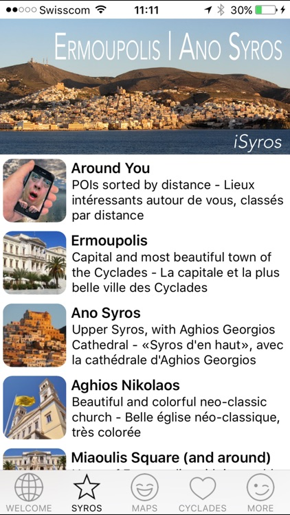 Syros - The Cyclades in Your Pocket screenshot-3