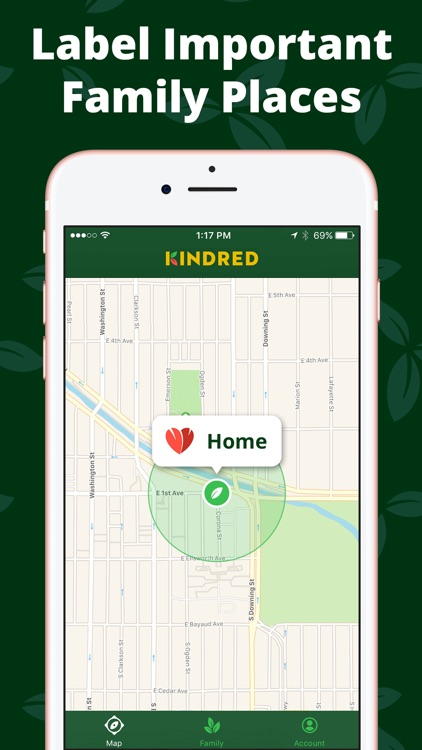 Kindred - Family Location Sharing