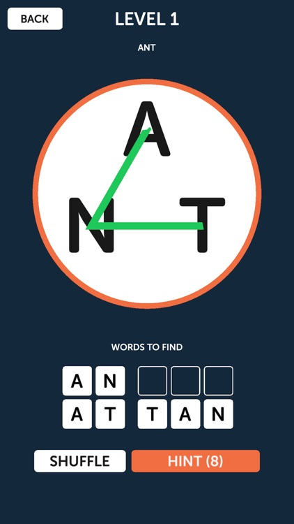 Word Create - Fun Search Games