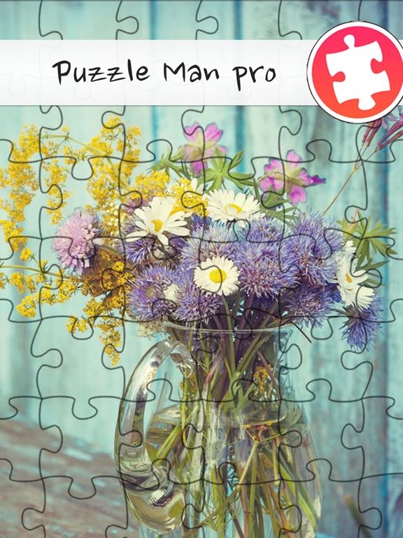 Puzzle Man Pro Скриншоты7