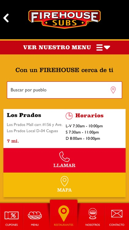 Firehouse Subs Puerto Rico screenshot-2