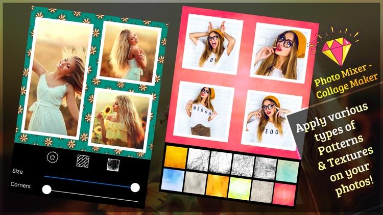 Photo Mixer Collage screenshot-3