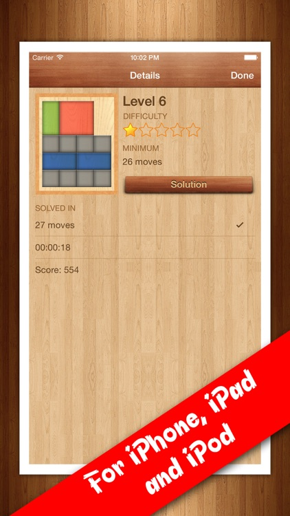 Red Block - Slide puzzle to remove blocks in board screenshot-4