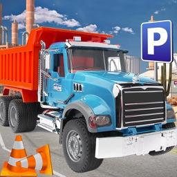 Driver Truck Cargo 3D