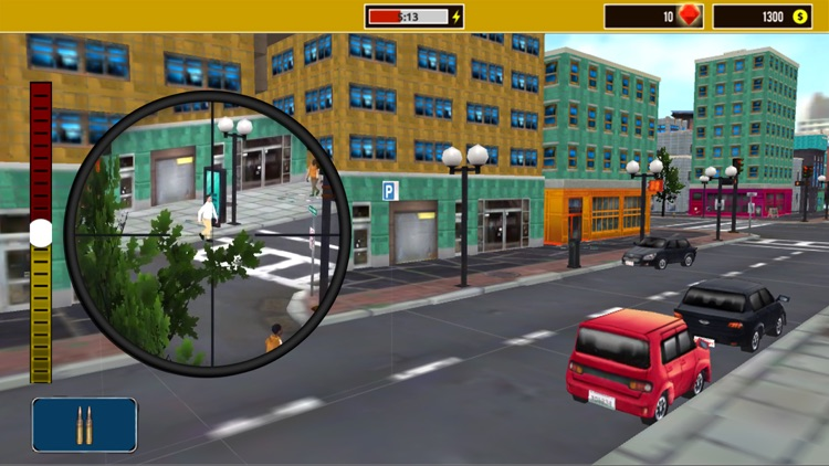 Secret Killer Sniper Frontier Target screenshot-3