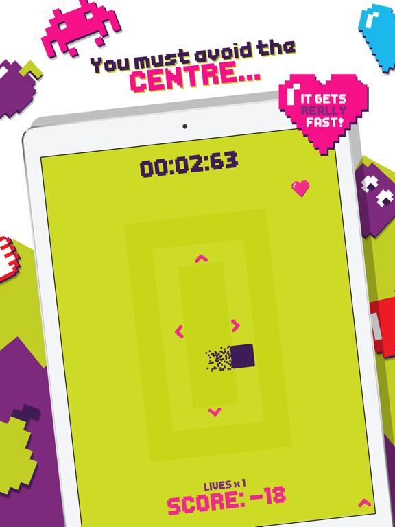 Pixel Dash - Test Your Reaction Speed Game screenshot 6