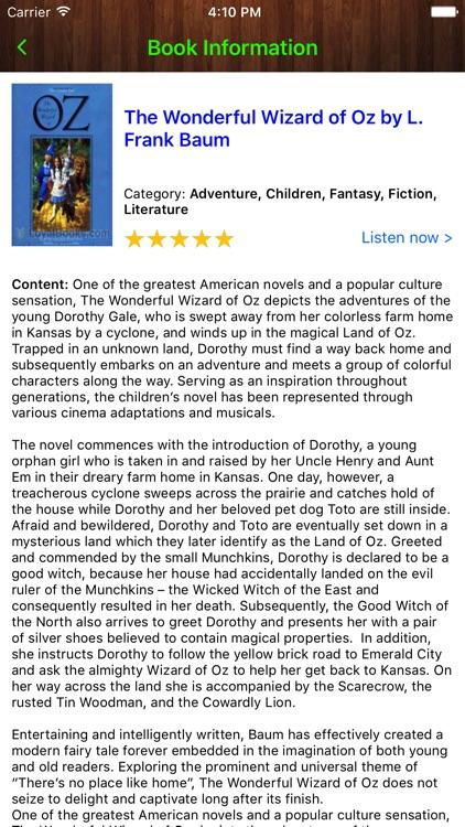 Mp3Books - Audio Books of Life screenshot-4