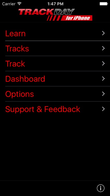 TrackDay for iPhone screenshot-3