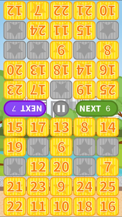 Battle the Numbers - Touch the Numbers screenshot-4