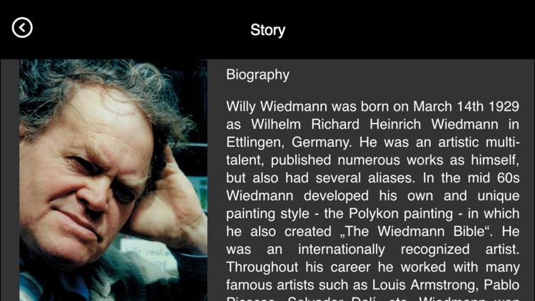 The Wiedmann Bible EDITION screenshot-3