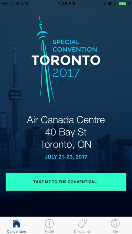 Toronto Special Convention 2017 - Delegate App screenshot-2