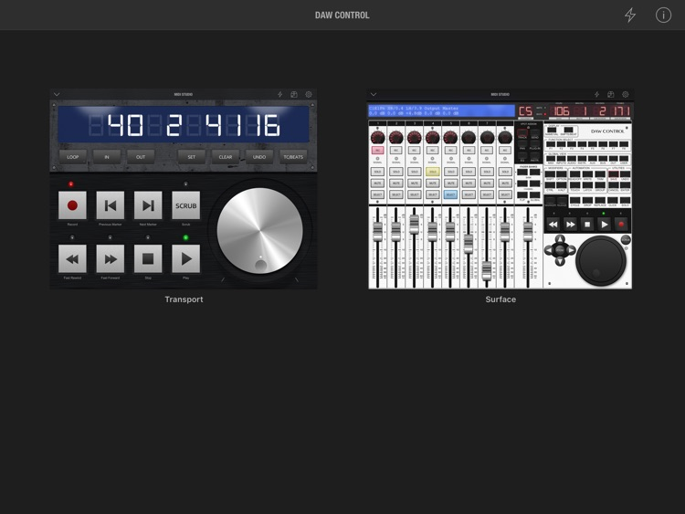 DAW Control screenshot-2