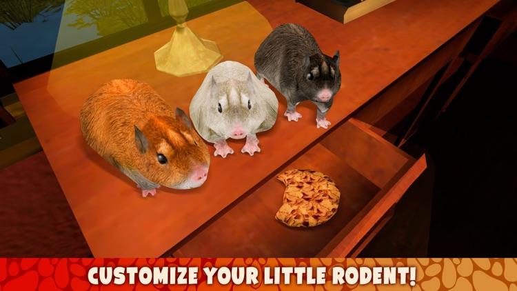 Hamster Survival Simulator 3D screenshot-3