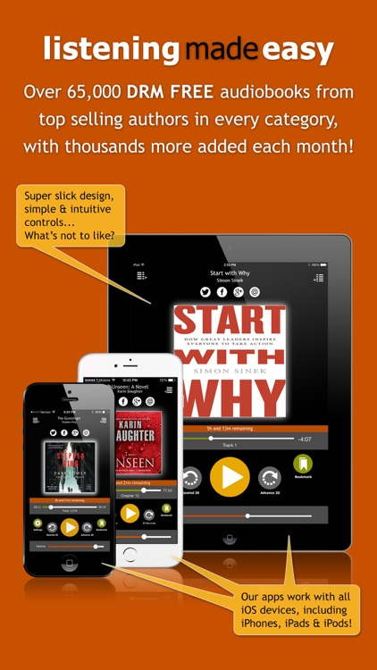AudiobookSTORE.com - Audiobook Listening Made Easy