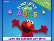 Elmo Loves ABCs Lite ipad images