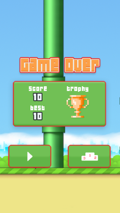 Faby Bird : The Flappy Adventureのおすすめ画像4