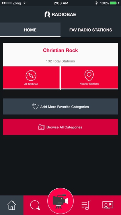 Christian Rock FM Radio Stations