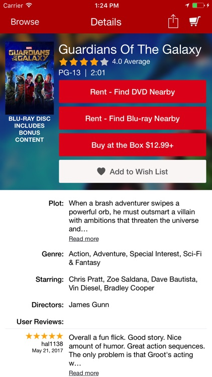 Redbox screenshot-1