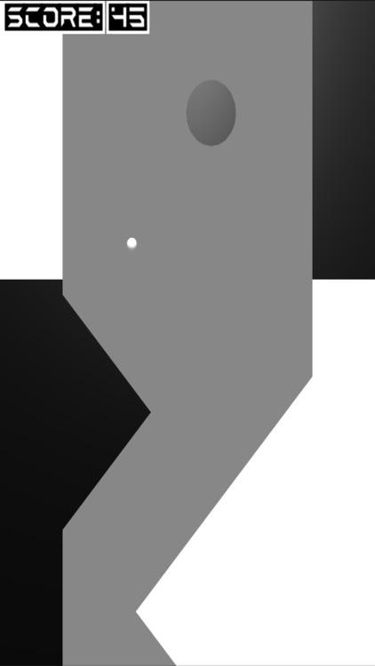 Monochrome Drop screenshot-0