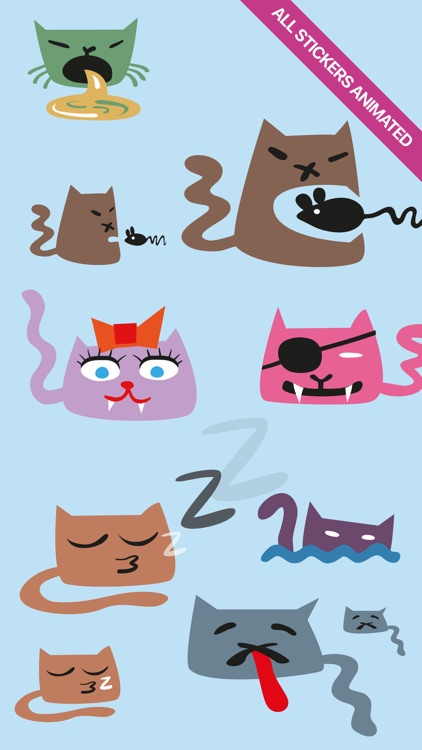 Supercats animated screenshot-3