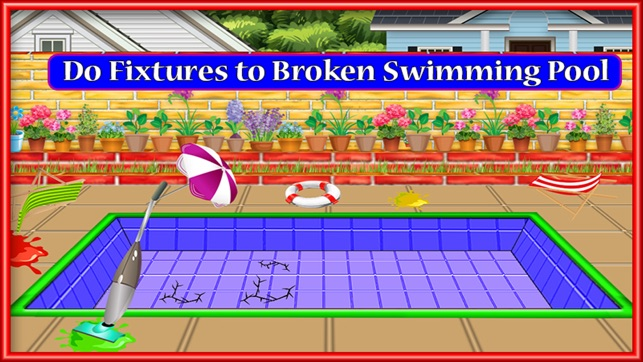 Emma Home Swimming Pool: Repair and Cleanup Game on the App Store Swimming Store on sport store, fun store, jumping store, gardening store, crafts store, billiards store, food store, wrestling store, water store,
