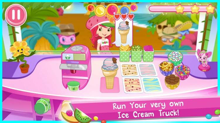 Strawberry Shortcake Ice Cream screenshot-0