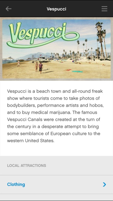 Screenshot for Grand Theft Auto V: The Manual in United Kingdom App Store