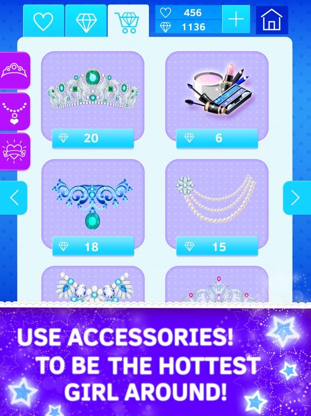 Princesa juegos de maquillaje para niñas en App Store